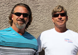 Blaine and Darren Nurse Owners of Nurse Stucco