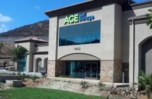 Ace Storage - New Stucco