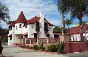 Elegant Castle Style Home