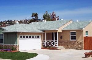Beautiful Stuccoed Home