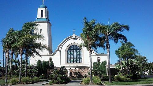 Santa Sofia Church in Casa de Oro