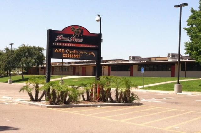 Mt Miguel High School